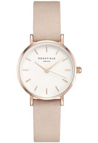 Montre Montre Femme The Small Edit - Soft Pink/Rose Gold 26WPR-263 - Rosefield - Vue 0