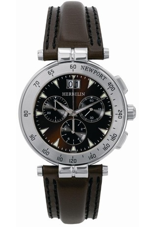 Montre Newport Chrono 36657/48MA - Michel Herbelin - Vue 0