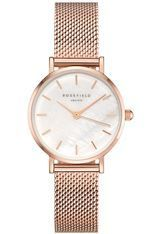 Montre Montre Femme The Small Edit -White/Rose Gold 26WR-265 - Rosefield