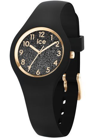 Montre Montre Femme ICE glitter Black 015347 - Ice-Watch - Vue 0