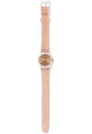 Montre Montre Femme Pinkindescent Too LK354D - Swatch