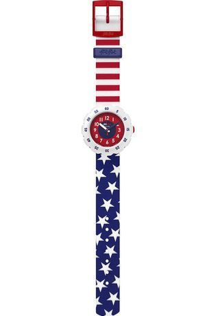 Montre Montre Enfant Stars and Stripes FPSP028 - Flik Flak - Vue 1
