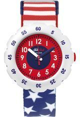 Montre Montre Enfant Stars and Stripes FPSP028 - Flik Flak