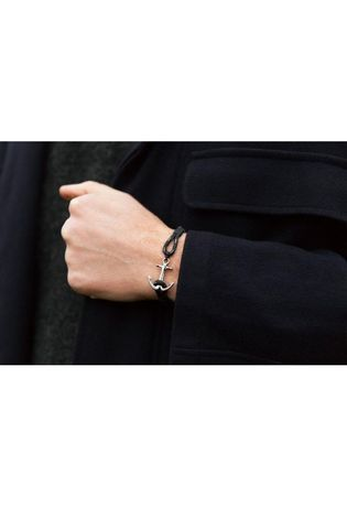 Bracelet Bracelet Homme Triple Black One TM0182 - Tom Hope