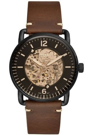 Montre Montre Homme The Commuter Automatic ME3158 - Fossil - Vue 0