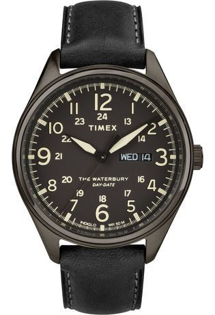 Montre Montre Homme The Waterbury Day/Date TW2R89100 - Timex - Vue 0