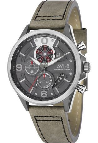 Montre Montre Homme Hawker Harrier II  AV-4051-03 - AVI-8 - Vue 0