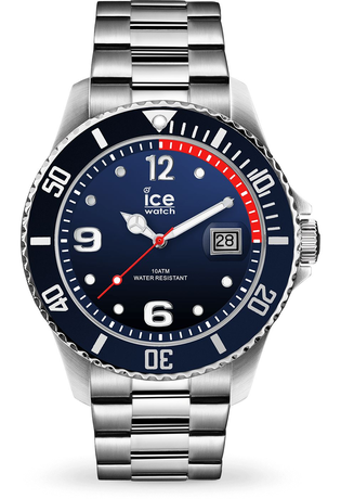 Montre Montre Homme ICE steel Marine Silver 015775 - Ice-Watch - Vue 0