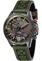 Montre Montre Homme Hawker Harrier II Retrograde Chronograph AV-4056-03 - AVI-8