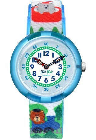 Montre Montre Enfant Miau in the Alps FBNP108 - Flik Flak - Vue 0