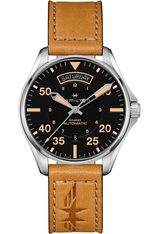 Montre Montre Homme Khaki Aviation Day Date Auto H64645531 - Hamilton