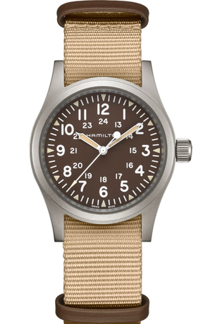 Montre Montre Homme Khaki Field Mechanical H69429901 - Hamilton - Vue 0