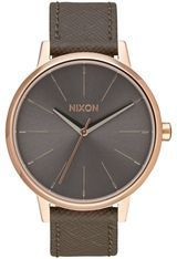 Montre Montre Femme Kensington Leather A108-2214-00 - Nixon