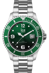 Montre Montre Homme ICE steel - Green Silver M 016544 - Ice-Watch