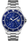 Montre Montre Femme ICE steel - Blue Cosmos Silver M 016773 - Ice-Watch