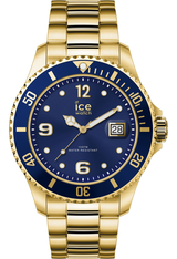 Montre Montre Homme ICE steel Gold Blue M 016761 - Ice-Watch