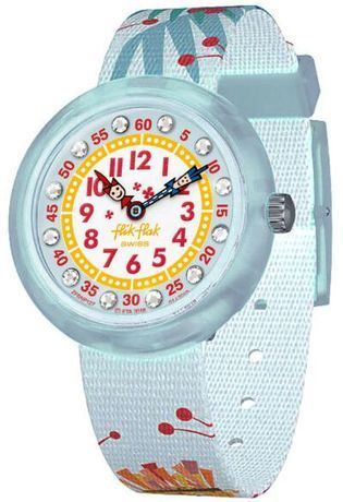 Montre Montre Fille Tropical Fun FBNP127 - Flik Flak - Vue 0