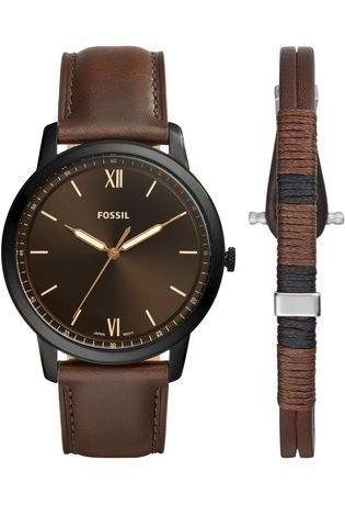Montre Montre Homme Coffret The Minimalist FS5557SET - Fossil - Vue 0