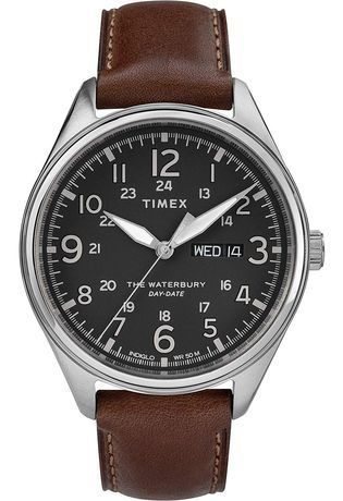 Montre Montre Homme Waterbury Traditional Day Date TW2R89000 - Timex - Vue 0