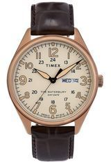 Montre Montre Homme Waterbury Traditional Day Date TW2R89200 - Timex