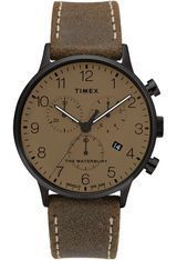 Montre Montre Homme Waterbury Classic Chronograph TW2T28300 - Timex