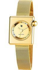 Montre Montre Femme MACH 2000 Mini Square Metal 671109 - LIP