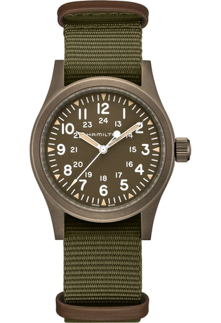 Montre Montre Homme Khaki Field Mechanical H69449961 - Hamilton - Vue 0