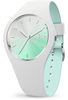 Montre Montre Femme ICE duo chic - White Aqua M 016984 - Ice-Watch - Vue 0