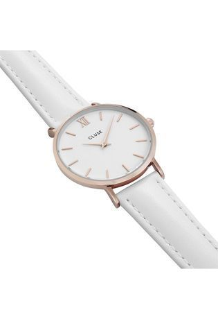 Montre Montre  Minuit Rose Gold White White CW0101203021 - Cluse