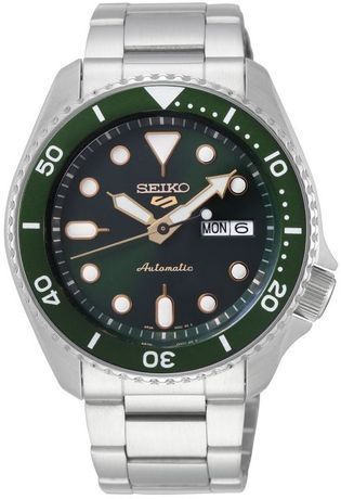Montre Montre Homme Sports SRPD63K1 - Seiko 5 Sports - Vue 0