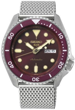 Montre Montre Homme Suits SRPD69K1 - Seiko 5 Sports - Vue 0