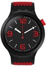 Montre Montre Femme, Homme BBBlood SO27B102 - Swatch
