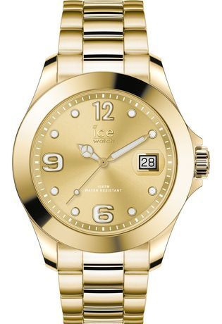 Montre Montre Femme ICE steel Light Gold S 017319 - Ice-Watch - Vue 0