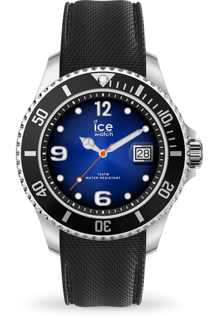 Montre Montre Homme ICE steel - Deep Blue XL 017329 - Ice-Watch - Vue 0