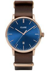 Montre Montre Homme Aravis Nato Leather CW0101501009 - Cluse