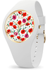 Montre Montre Femme ICE flower - White Poppy S 016657 - Ice-Watch