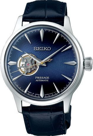 Montre Montre Homme Presage Automatique Cocktail SSA405J1 - Seiko