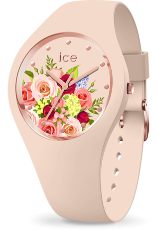 Montre Montre Femme ICE flower - Pink Bouquet M 017583 - Ice-Watch - Vue 0
