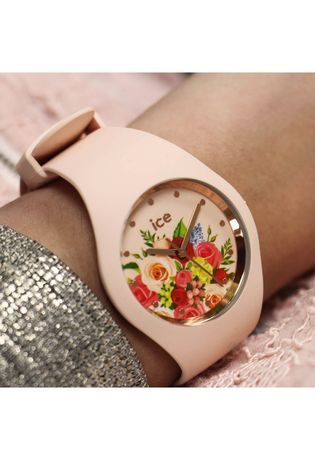Montre Montre Femme ICE flower - Pink Bouquet M 017583 - Ice-Watch - Vue 2