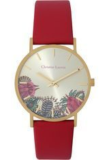 Montre Montre Femme Cannibal Flowers CLW002 - Christian Lacroix