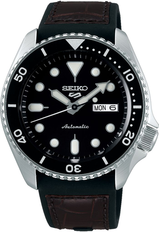 Montre Montre Homme Suits SRPD55K2 - Seiko 5 Sports - Vue 0