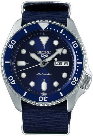 Montre Montre Homme Sports SRPD51K2 - Seiko 5 Sports - Vue 0