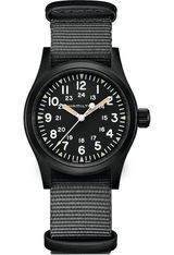 Montre Montre Homme Khaki Field Mechanical H69409930 - Hamilton