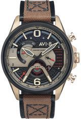 Montre Montre Homme Hawker Harrier II Retrograde Chronograph AV-4056-06 - AVI-8