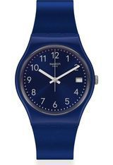 Montre Montre Femme, Homme Silver in Blue GN416 - Swatch