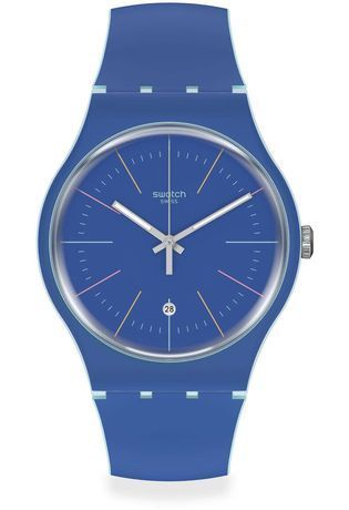 Montre Montre Femme, Homme Blue Layered SUOS403 - Swatch - Vue 0