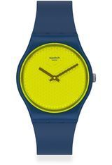 Montre Montre Femme, Homme Yellowpusher GN266 - Swatch