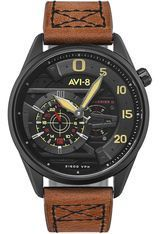 Montre Montre Homme Hawker Harrier II AV-4070-04 - AVI-8