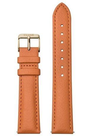 Bracelet de montre Bracelet de montre Femme La Bohème - Sunset Orange/Gold CS1408101086 - Cluse