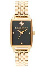 Montre Montre Femme Celestial Black Mother Of Pearl Dial & Gold Bracelet OB16GD60 - Olivia Burton